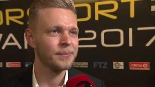 Rød løber ved Dansk Motorsport Award 2017
