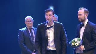 Årets Tømrer 2015 (10+ ansatte)