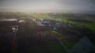 Drone videoproduktion, luftfoto med DJI Inspire 1 PRO