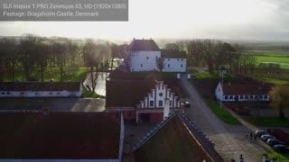 Drone videoproduktion, luftfoto med FDJI Inspire 1 PRO