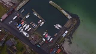 Dronevideo fra Dyreborg Kro på Sydfyn