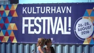 Kulturhavn Festival videocollage