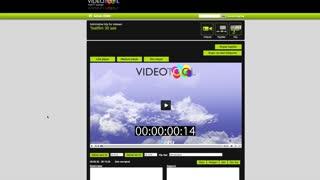 VideoTool EDITOR. Klip video