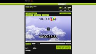 VideoTool EDITOR. Kapitler i video