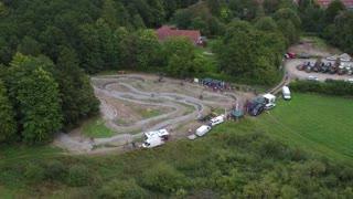 Dronevideo BikePark Åbning Lørdag d. 17. september