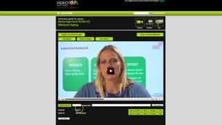 Læg kapitler og links i video