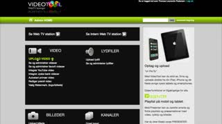 Screencapture VideoTool admin 01