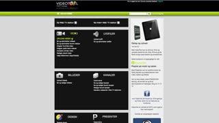 Admin home screencaptura VT dec 2017 til DAM side