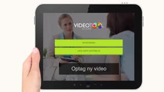 Ipad VideoTool Secure app guide marts 2018