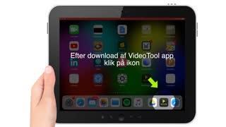 SECURE App med hvid baggrund