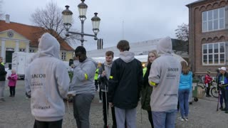 World Diabetes Run Dækbilleder Kalundborg Novo Nordisk