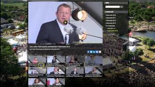 Folkemødet screencapture