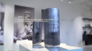 Gavefabrikken baggrundsvideo NORSK