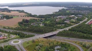 Dronevideo IErhvervsområde Sorø 2019
