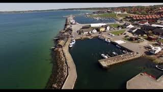 Ebeltoft, Fiskerihavnen