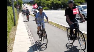 Familiecykeltur fra Ugelbølle til Rodskov