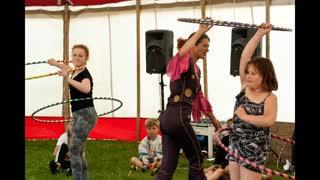 Cirkusskole i Ebeltoft juni 2016