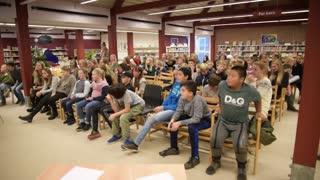 Molsskolen vandt Smart Parat Svar i Syddjurs