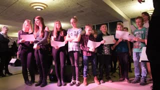Norddjurs' og Syddjurs' Børneåbning i Aarhus Lufthavn