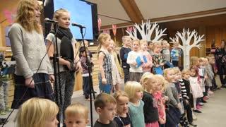 Ønskelandet på Thorsager Skole