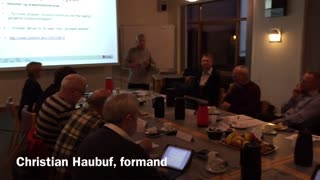 Første møde i Gentænk Borgerinddragelse