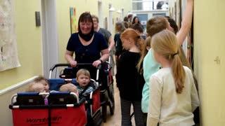 Børnekunst i Lyngparken