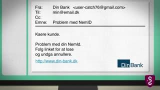 Phishing mails