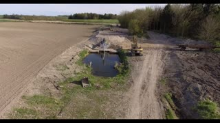 Sydkanal, pumpestation, Allelevsund