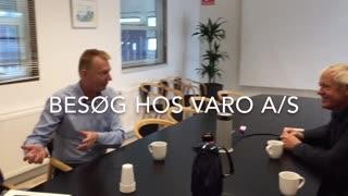 Besøg hos Varo A/S