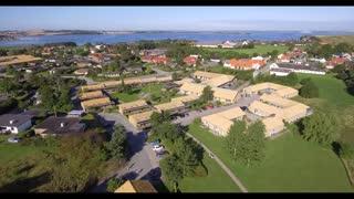 Droneoptagelser, Lyngparken