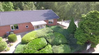 Droneoptagelser, Pindstrup Huset