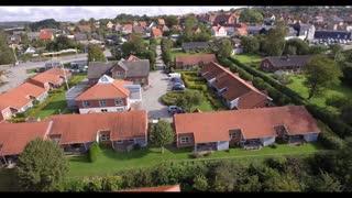 Droneoptagelser, Rønde, A-Huset