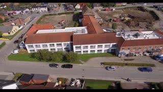 Droneoptagelser, Rønde Plejecenter