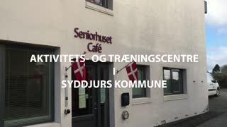 Aktivitets- og træningscentre i Syddjurs Kommune