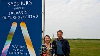 Aarhus 2017 i Syddjurs på fire minutter