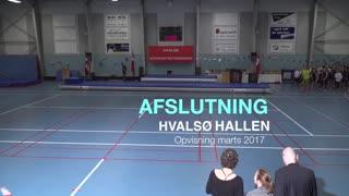 Afslutning Gymnastikvideo Hvalsø Gymnastikforening 2017