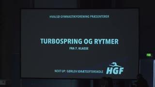 Turbospring og Rytme