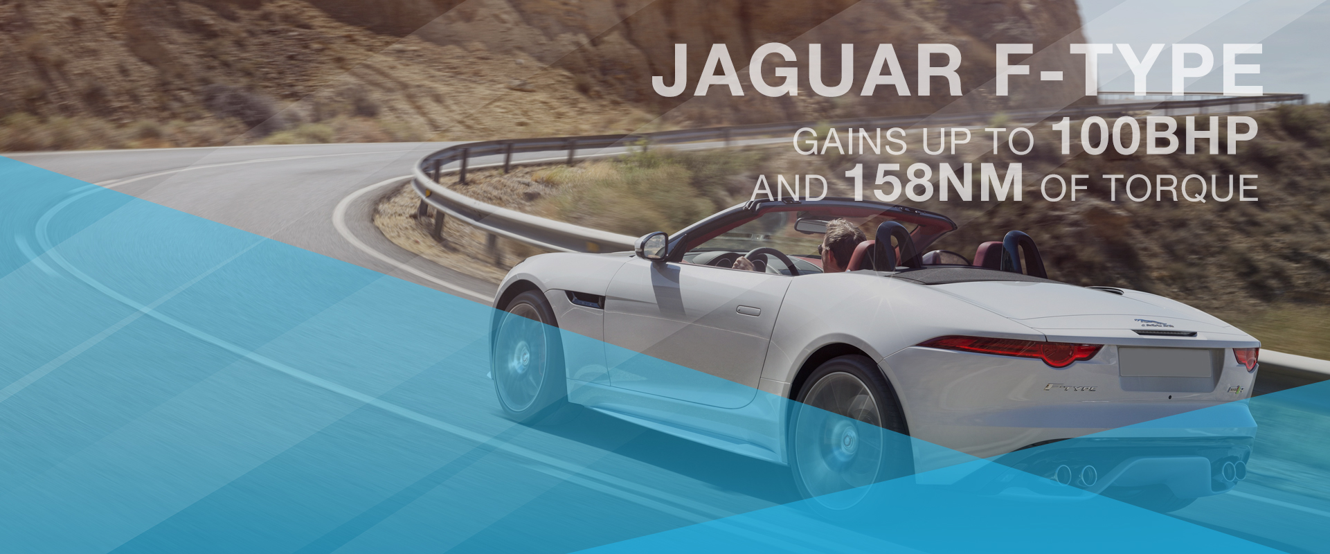 Jaguar F-Type gains up to 50BHP and 70NM of torque