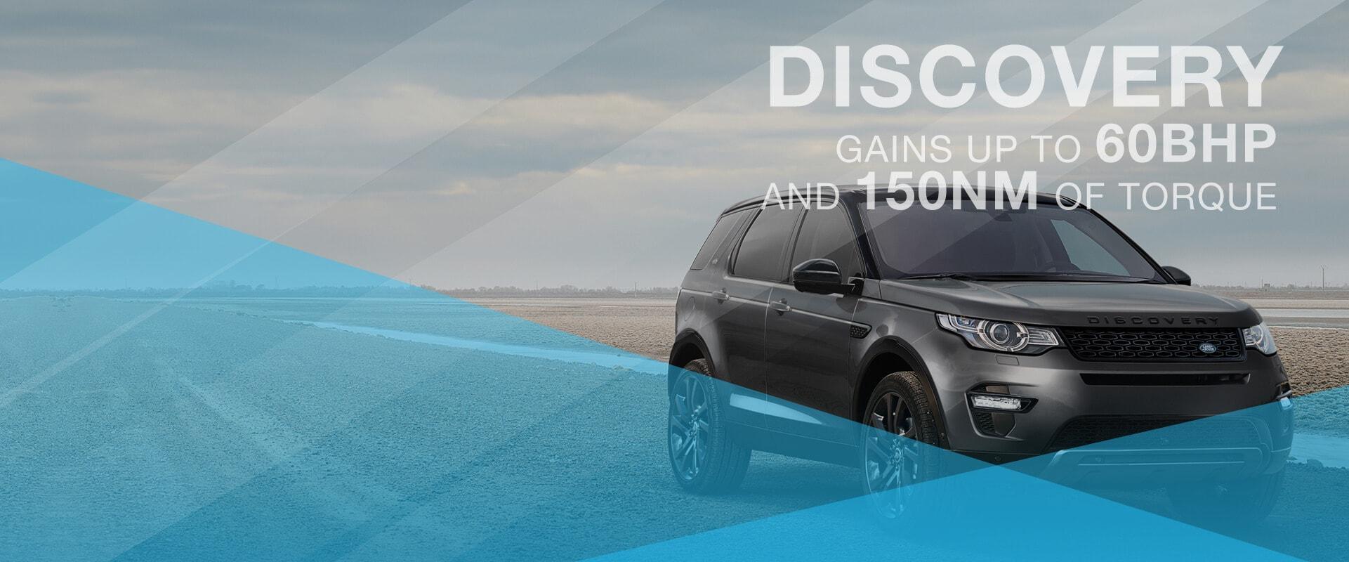 Discovery gains up to 60BHP and 150NM of torque