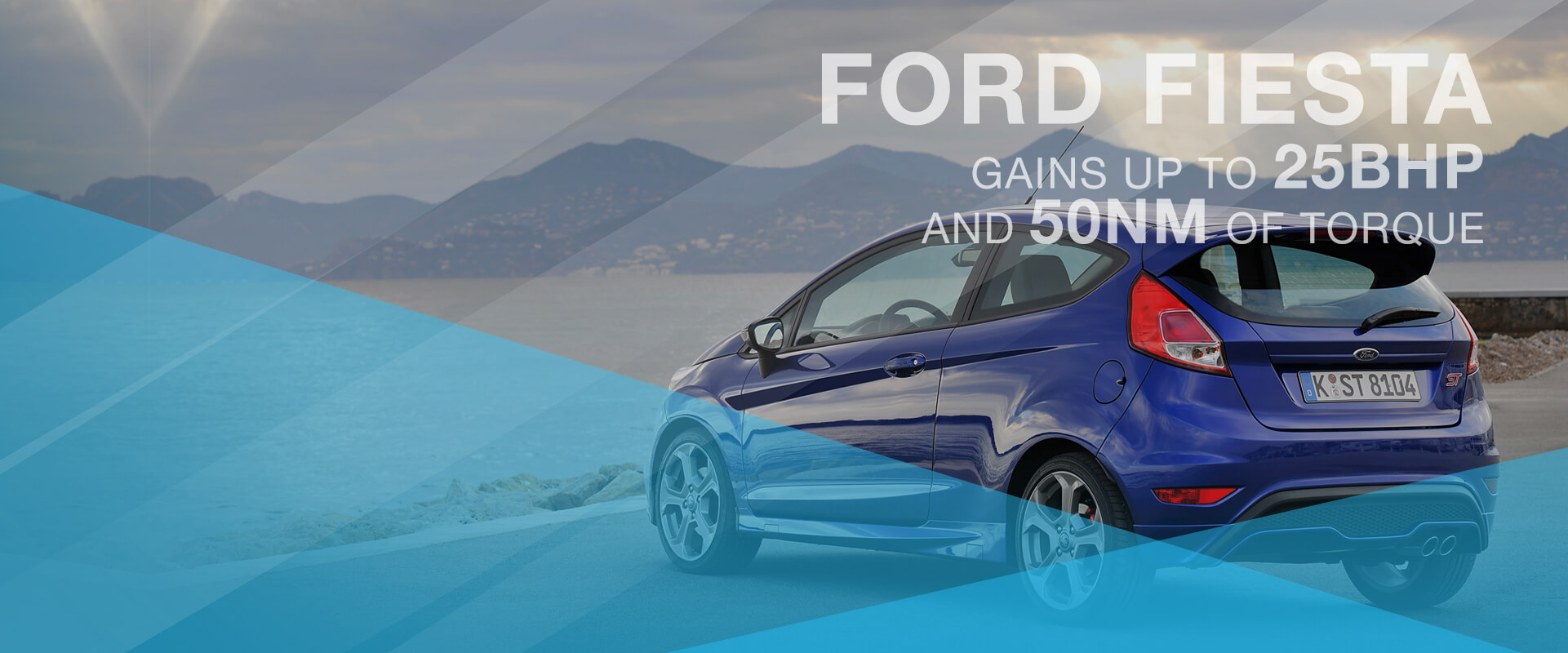 Ford Fiesta gains up to 25BHP and 50NM of torque
