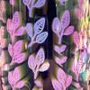 Cylinder 3D Electric Wax Melt Burner - Leaves
