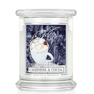 Cashmere & Cocoa Kringle 14.5oz Candle Jar