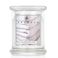 Warm Cotton Kringle 14.5oz Candle Jar