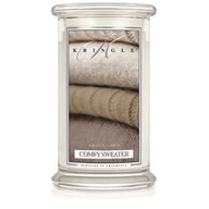 Comfy Sweater Kringle 22oz Candle Jar