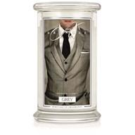 Grey Kringle 22oz Candle Jar