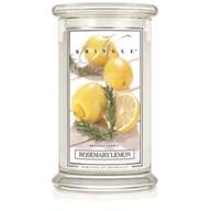 Rosemary Lemon Kringle 22oz Candle Jar