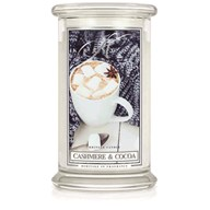 Cashmere & Cocoa Kringle 22oz Candle Jar