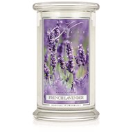 French Lavender Kringle 22oz Candle Jar