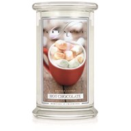 Hot Chocolate Kringle 22oz Candle Jar