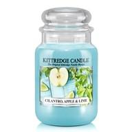 Cilantro, Apple & Lime Kittredge 23oz Candle Jar